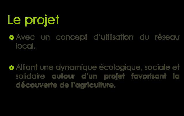 projet