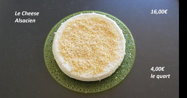 cheese Alsacien