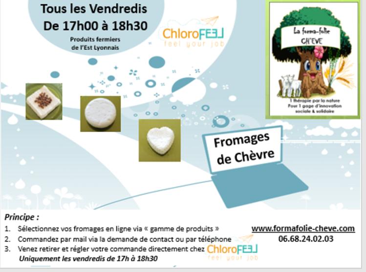 Affiche chlorofeel